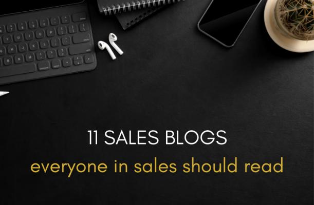 ICARD - 11 sales blogs