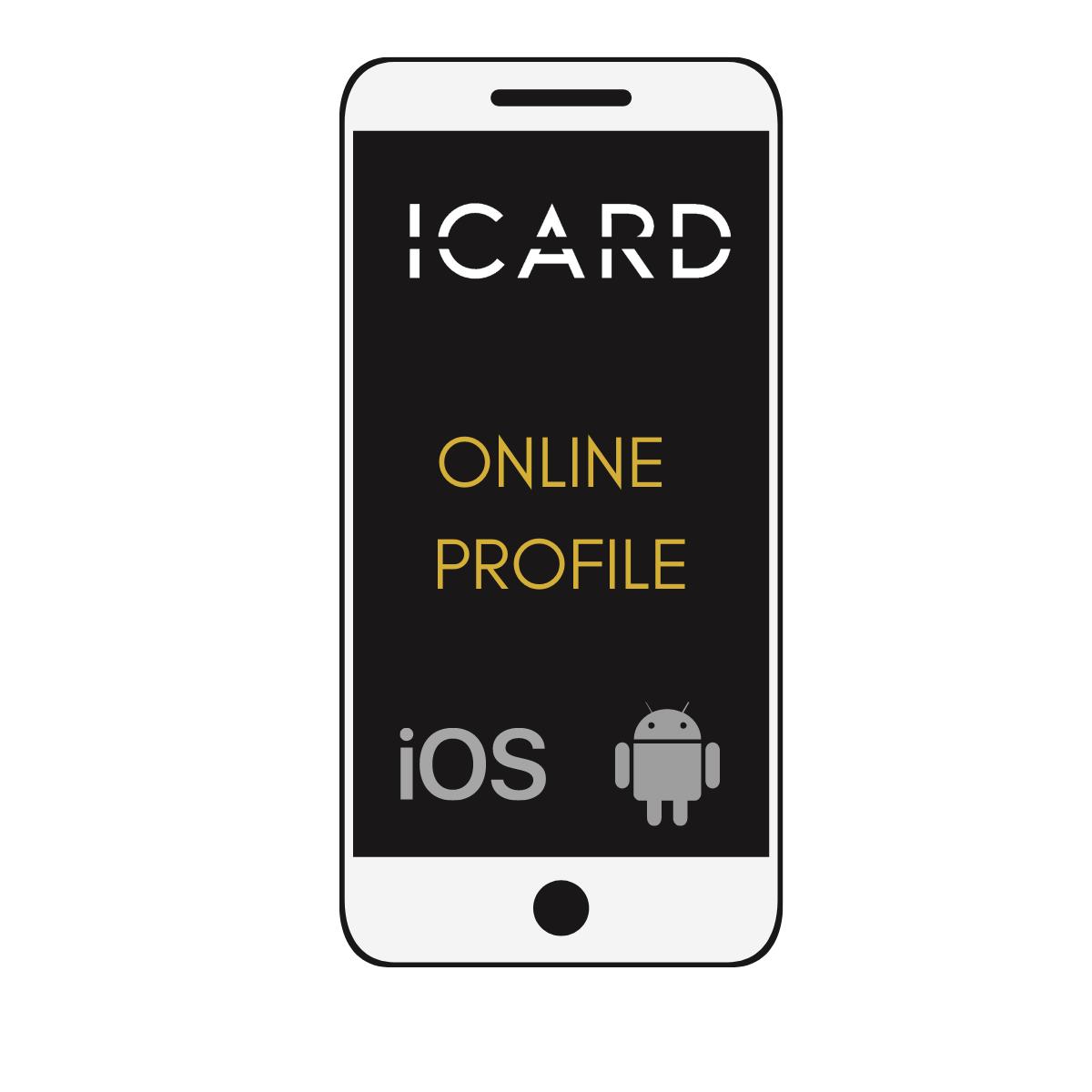 ICARD Online Profile
