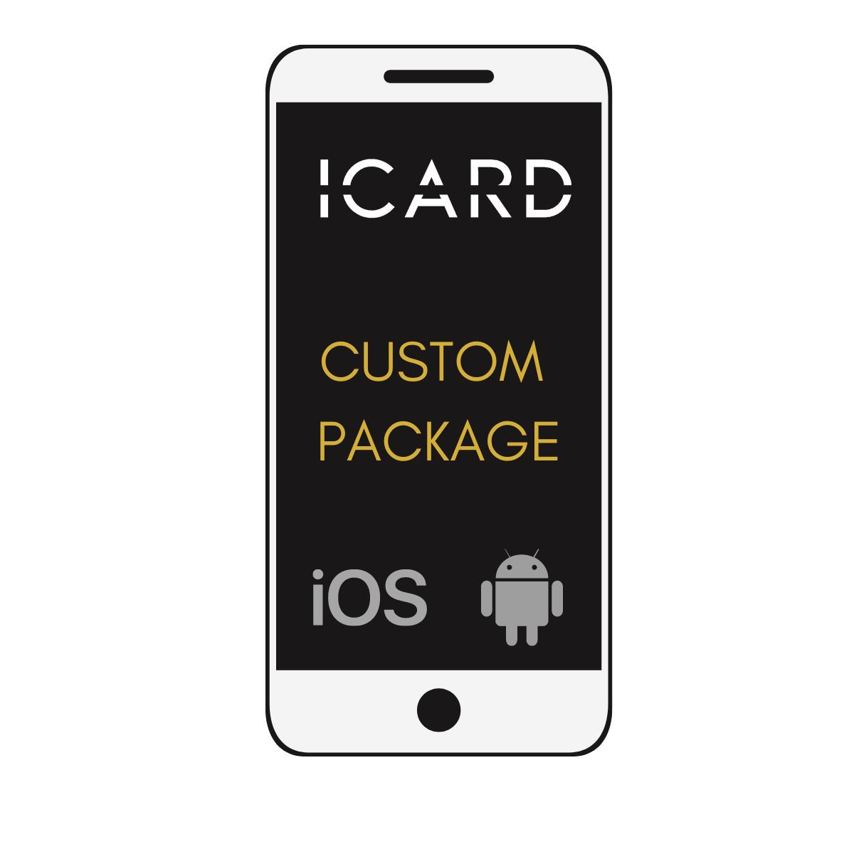 ICARD Custom package