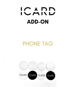 ICARD tag shop
